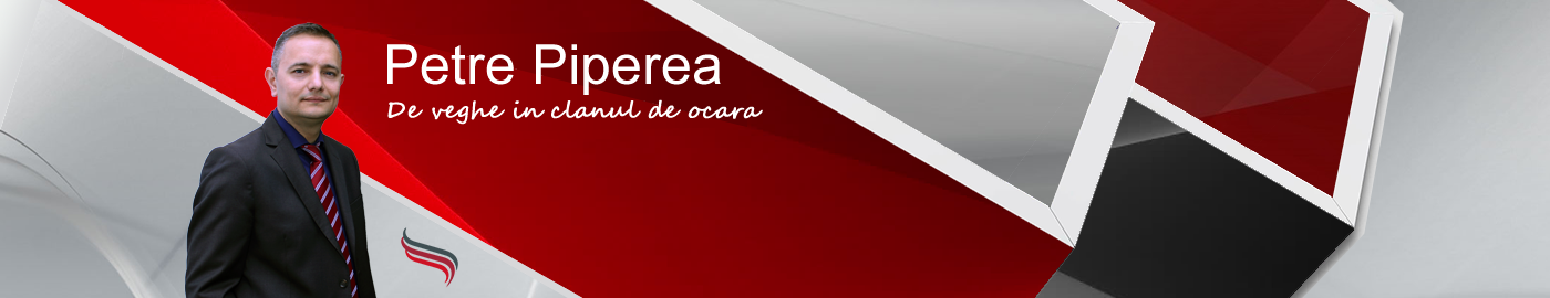 Petre Piperea | Blog